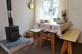 Beech Cottage - lounge